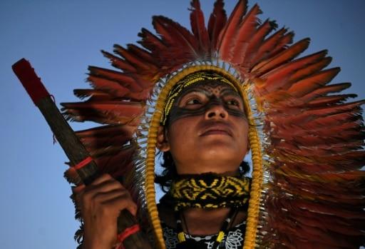 indigènes brésil bolsonaro