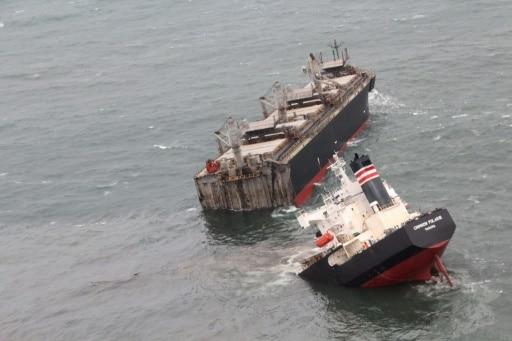 japon cargo panaméen