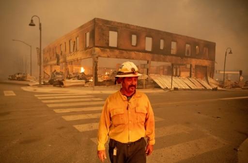 évacuation dixie fire californie