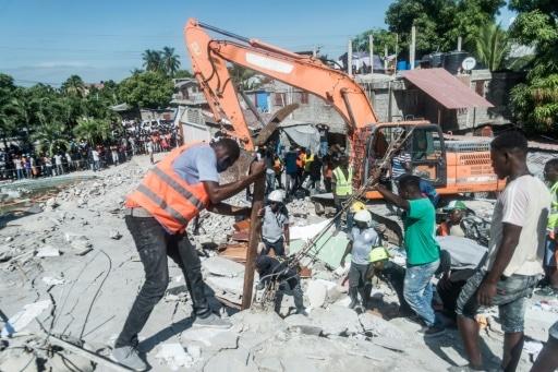 haïti catastrophes secour