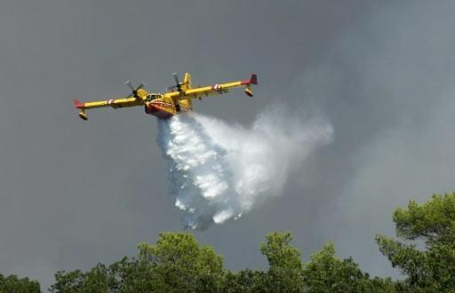 incendies var canadaires
