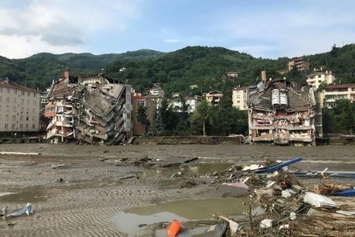 turquie inondations dégats