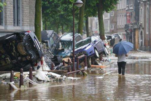 inondations allemagne réchauffement climatique