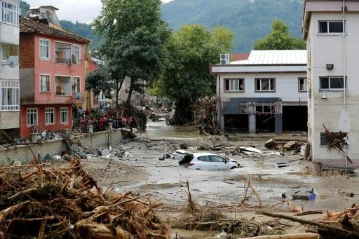 inondations turquie bilan erdogan