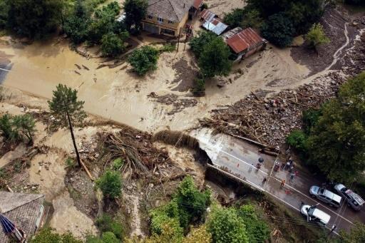 inondations turquie 5 morts
