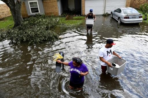 ouragan ida dégats