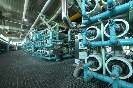 eau égout singapour eau propre