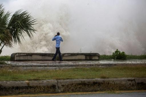 antilles tempête tropicale alerte