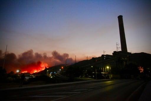 turquie centrale incendie