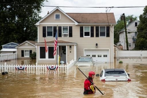 inondations tempête henri