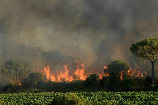 incendies var 3ème jour