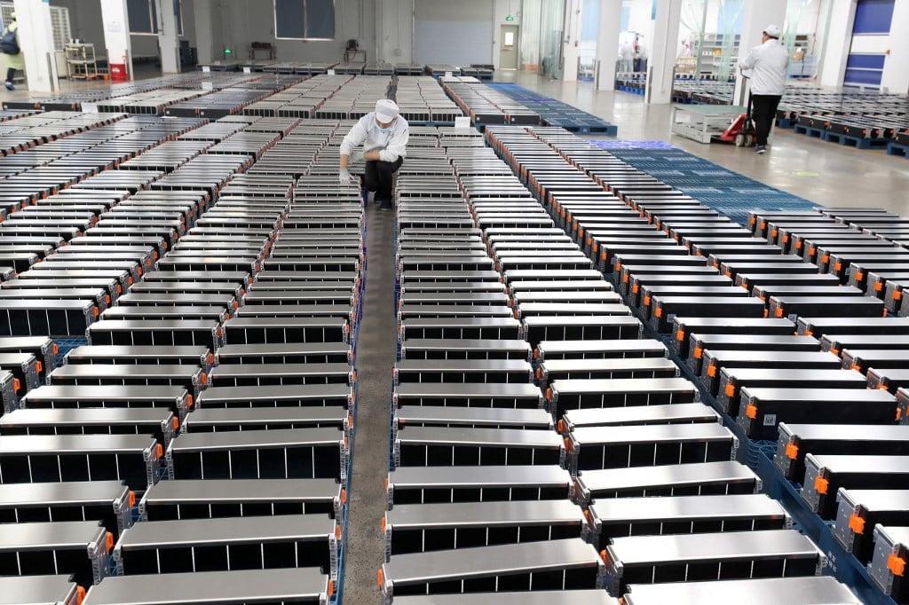 batteries voitures electriques recycler
