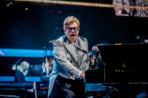 Elton John paris concert pour le climat