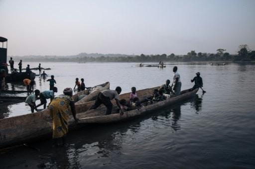 pollution rivière décès