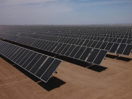énergie solaire 45% états-unis