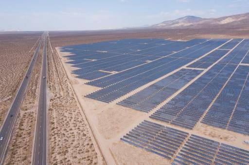 énergie solaire Biden