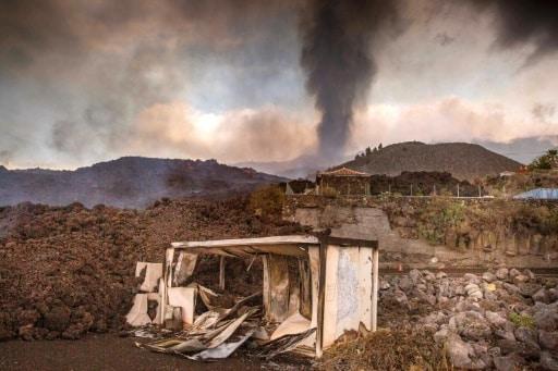éruption canaries évacuations habitations