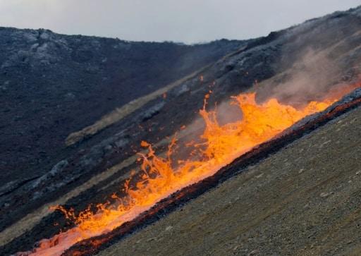 éruption volcanique islande