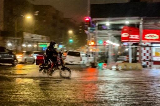 ouragan ida tornades inondations etat d'urgence new york