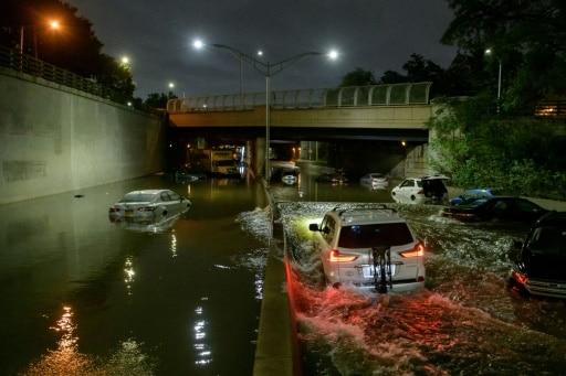ouragan ida new york