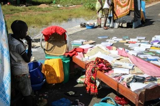 soudan du sud inondations aide