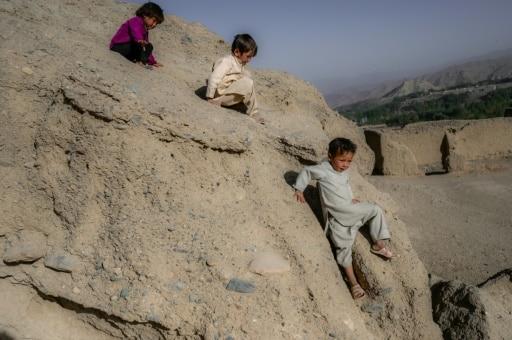 afghanistan faim
