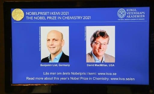 nobel de chimie verte catalysseurs
