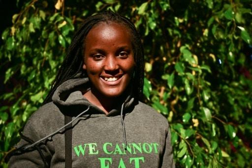 ouganda militante changement climatique